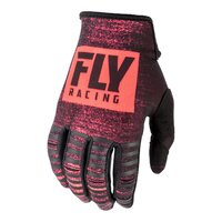 FLY 2019 Kinetic Noiz Glove (Youth Red/Black) - YM