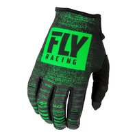 FLY 2019 Kinetic Noiz Glove (Youth Green/Black) - YM