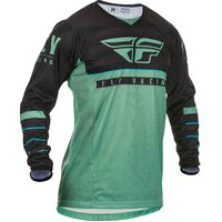 FLY 2020 Kinetic K120 Jersey (Sage Green/Black) - L