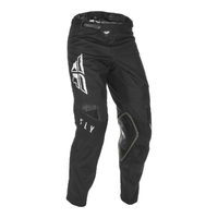 FLY 2021 Kinetic K121 Pants (Black/White) - 28