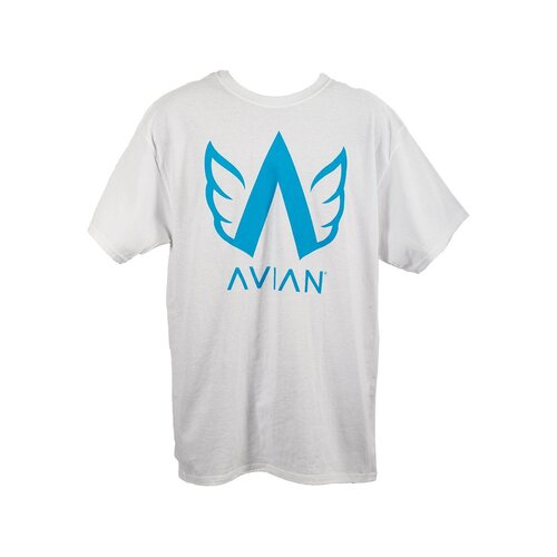 AVIAN Wing Logo T-Shirt (White)