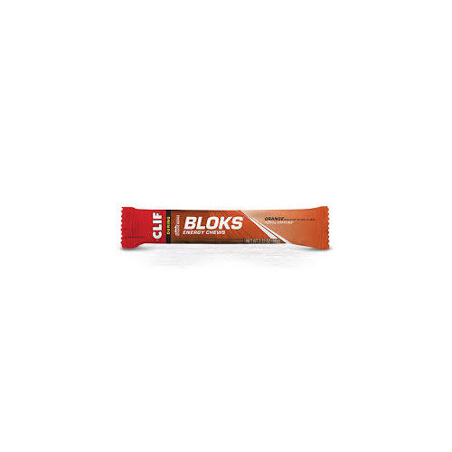 CLIF BLOKS Energy Chews Orange
