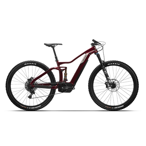 DEVINCI 2020 EP 29 Alloy NX (Red)