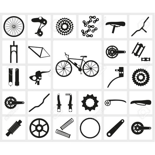 DEVINCI Troy 29 XT LTD 12s Part Kit