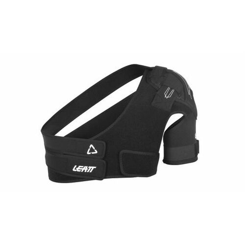LEATT 2021 Shoulder Brace (Black)
