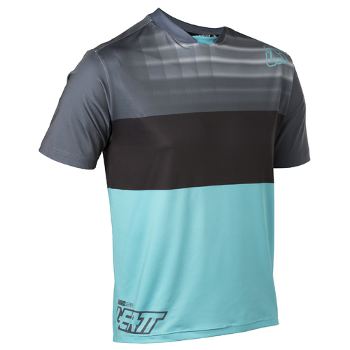 LEATT 2018 DBX 1.0 Jersey (Granite/Teal)