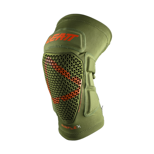 LEATT 2021 AirFlex Pro Knee Guard (Forest)