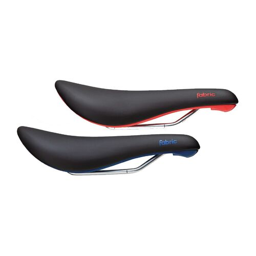 Fabric Magic Saddle Black/Red