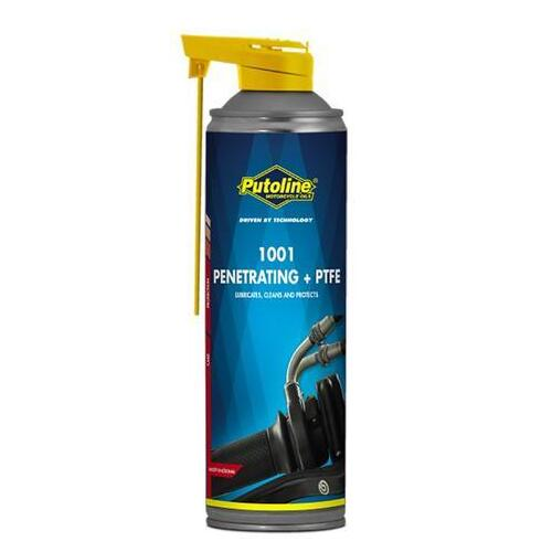 PUTOLINE 1001 Penetrating Spray +PTFE - 500ml
