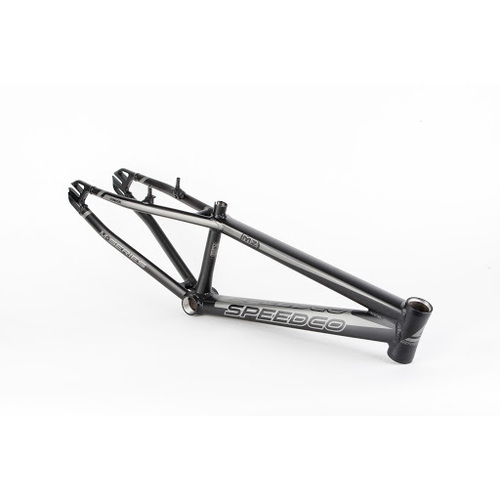 SPEEDCO M2 Alloy Junior Frame (Black/Grey)