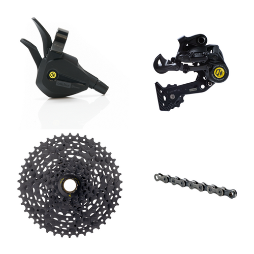 BOX FOUR 8 Speed Wide Multi Shift Groupset